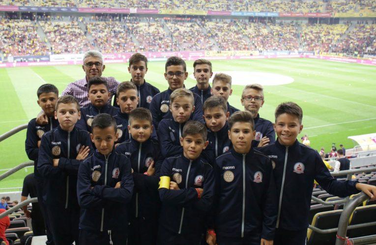 Intrare gratuită pentru copii la România-Norvegia: micuți vor susține tricolorii pe Arena Națională!